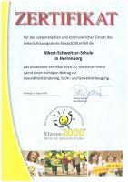 Zertifikat-Klasse2000---Rezertifizierung