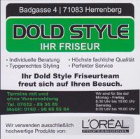 doldstyle